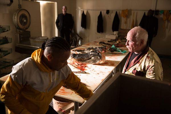 Richard Dreyfuss And Cuba Gooding Jr. In Bayou Caviar (2018)