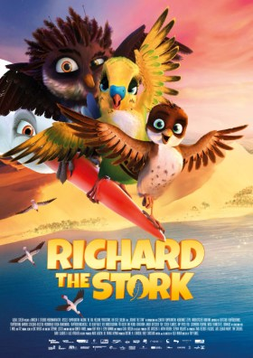 Richard The Stork Movie Poster