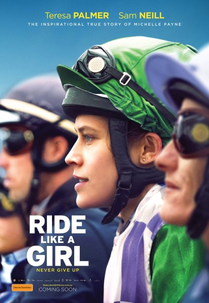 Ride Like A Girl Movie Poster