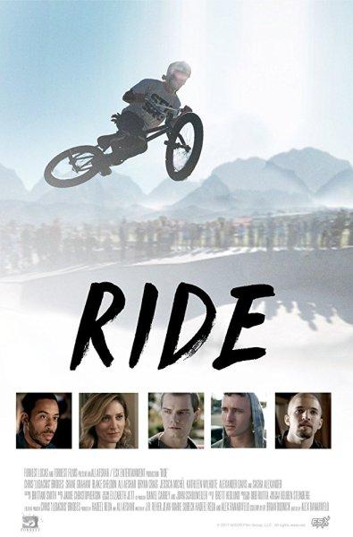 Ride Movie Poster