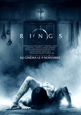 The Ring 3 French Poster