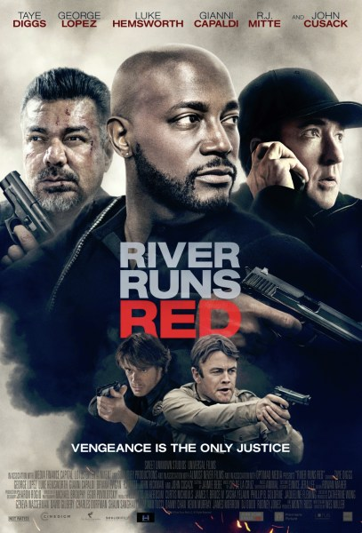 River Runs Red Movie Poster
