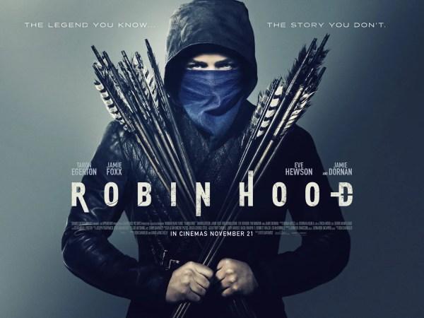 I Am Best In The World Logo Robin Hood Movie (2018...