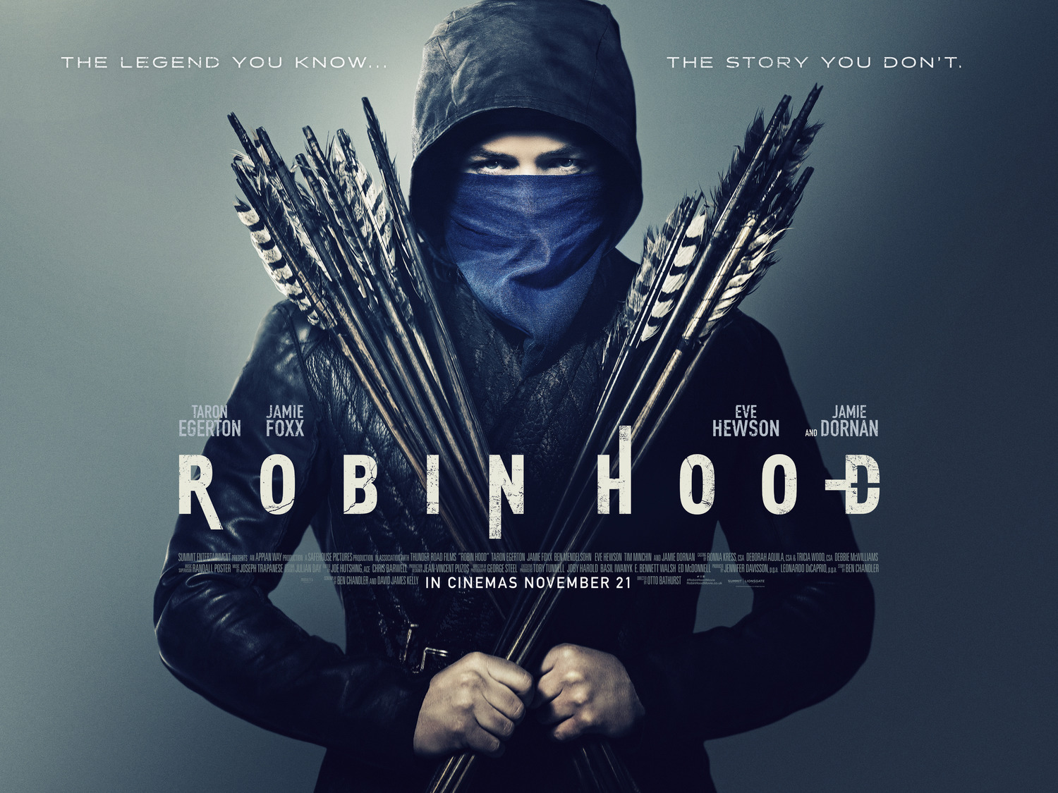 Image result for robin hood 2018 poster