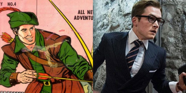 Robin Hood Movie In 2018