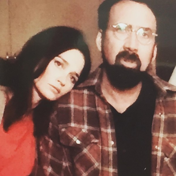 Robin Tunney And Nicolas Cage - Looking Glass Movie