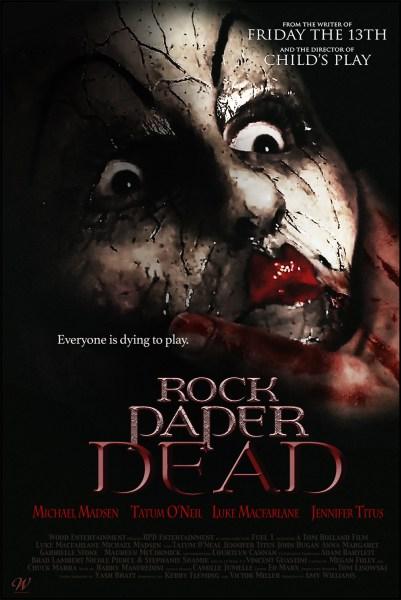 Rock Paper Dead Movie Poster