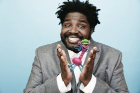 Ron Funches in Trolls