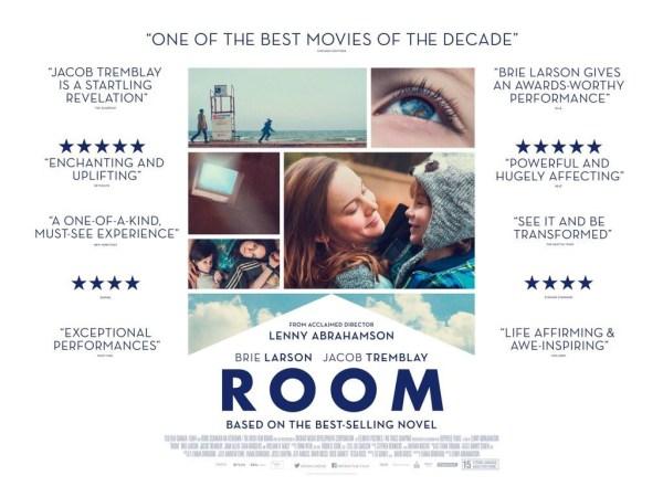 Room banner poster