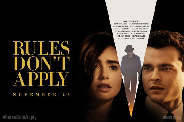 Rules Don't Apply Movie 2016