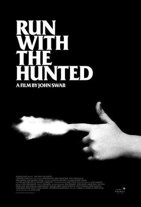 Run With The Hunted Teaser Poster