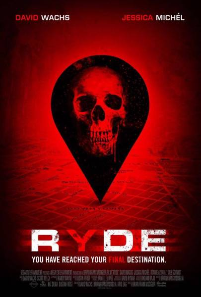 Ryde New Poster