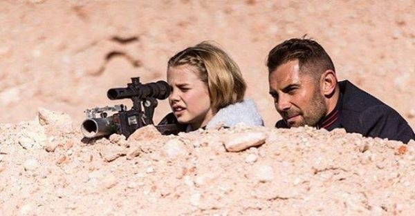SFV1 -Father (Daniel MacPherson) And Daughter (Teagan Croft)
