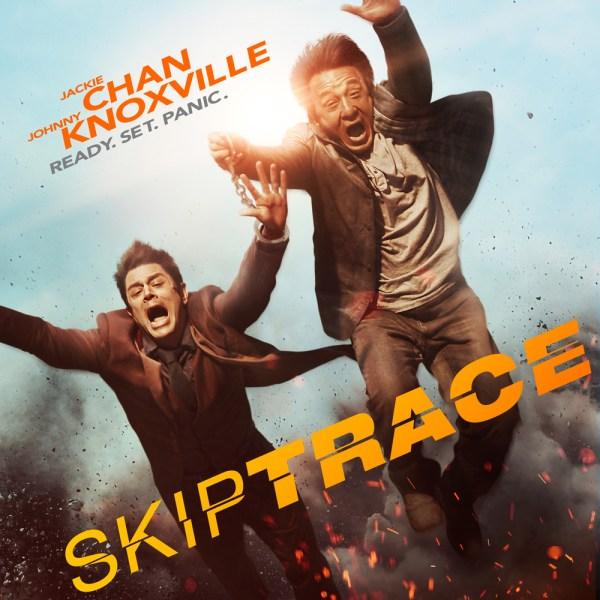 SKIPTRACE Teaser Poster