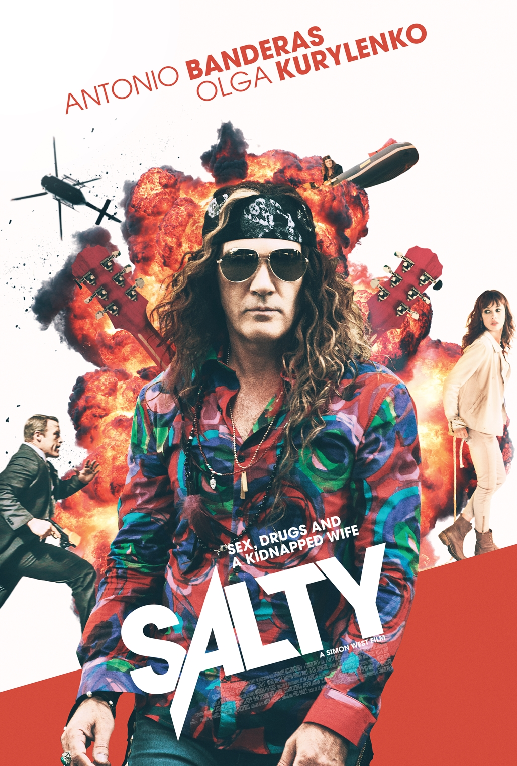 Resultado de imagem para Gun Shy simon west poster