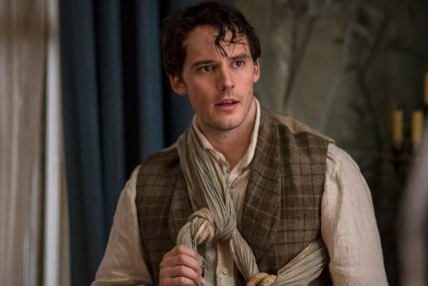Sam Claflin My Cousin Rachel Movie