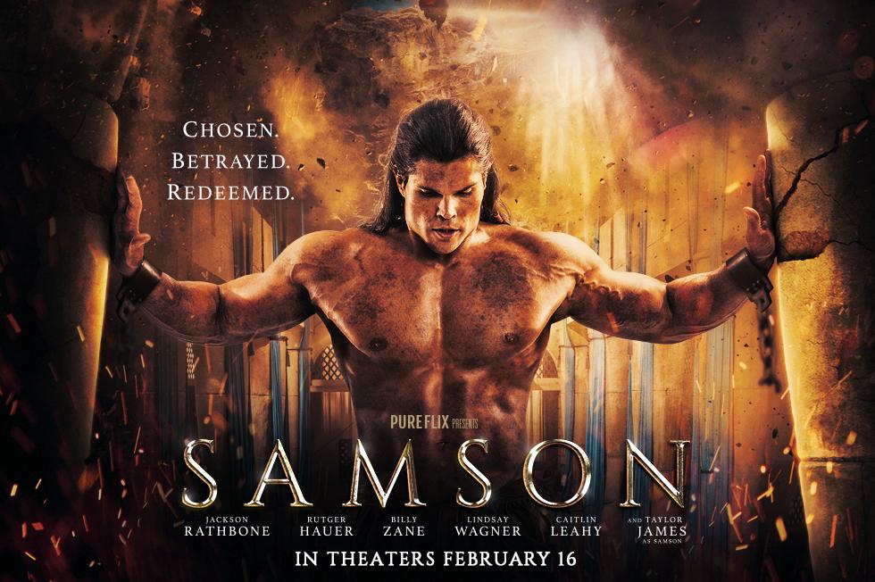 movies samson 2018