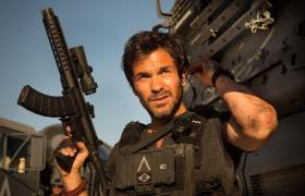 Santiago Cabrera - Transformers 5 The Last Knight movie