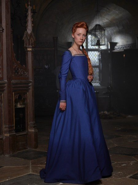 Saoirse Ronan Mary Queen Of Scots Movie