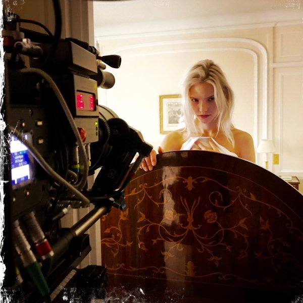Sasha Luss Anna Movie