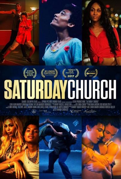 Saturday Church New Poster