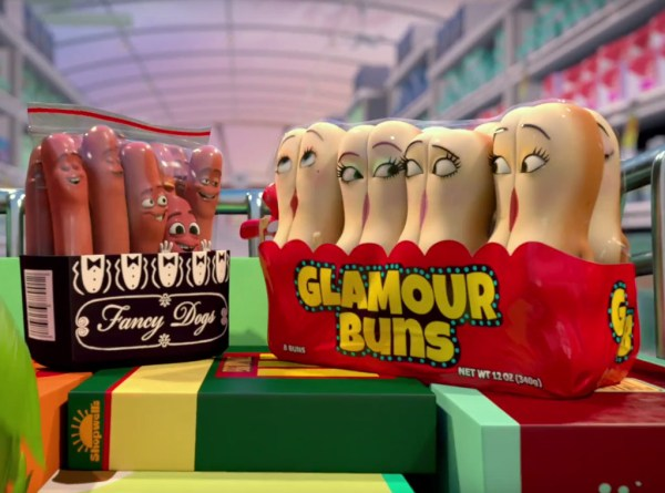 Sausage Party movie - August 2016