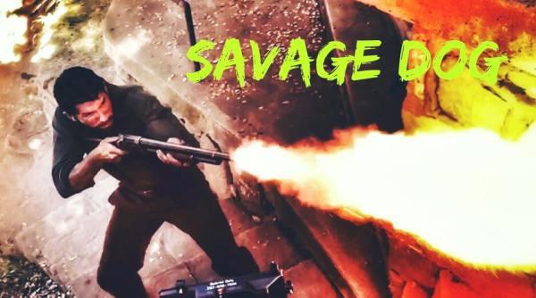 Savage Dog Scott Adkins