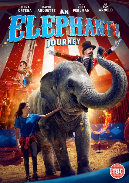Saving Flora - An Elephant's Journey - Movie Poster