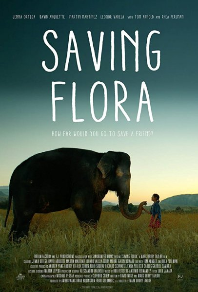 Saving Flora Movie Poster