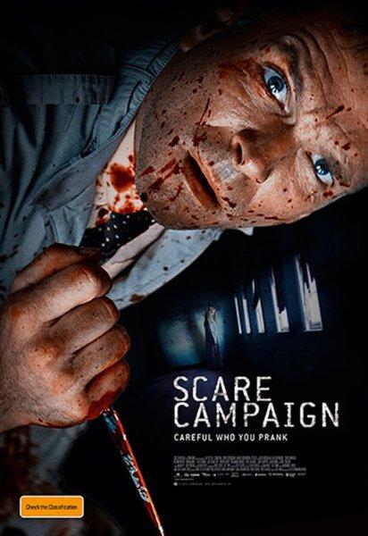 Scare Campaign Movie Poster
