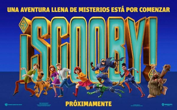 Scoob Film Poster