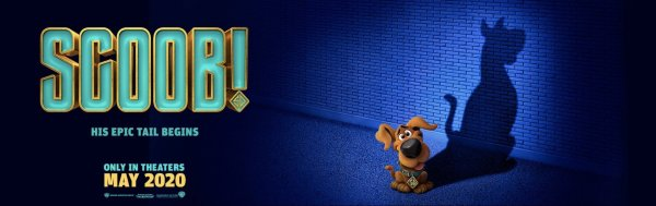 Scoob Movie Banner
