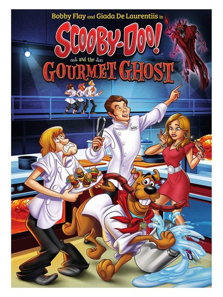 Scooby Doo And The Gourmet Ghost Movie Poster