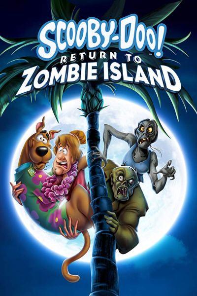 Scooby-Doo Return To Zombie Island Movie Poster