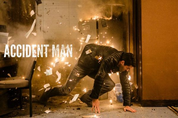 Scott Adkins - Accident Man - Official Picture
