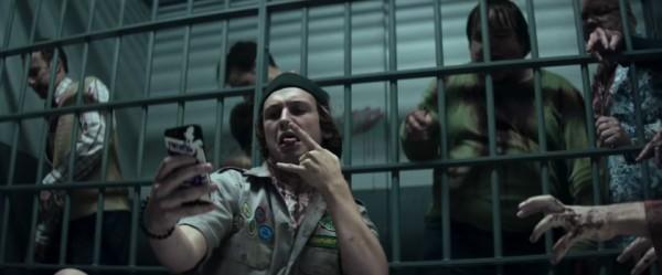 Scouts vs zombies