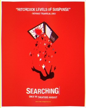 Searching New Reddish Poster