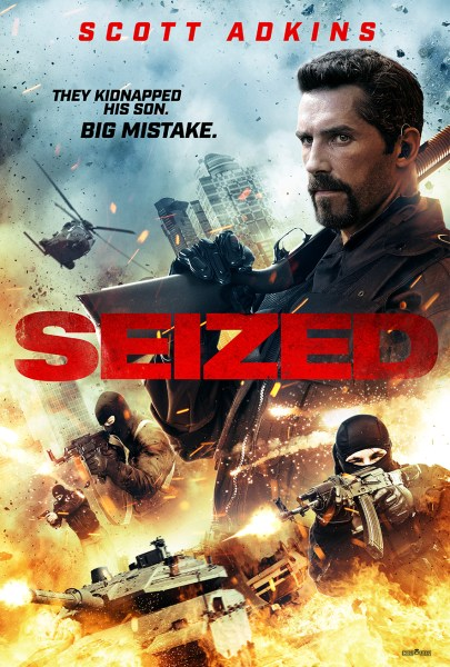 Seized Movie Teaser Trailer