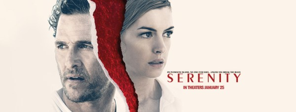 Serenity Movie 2019