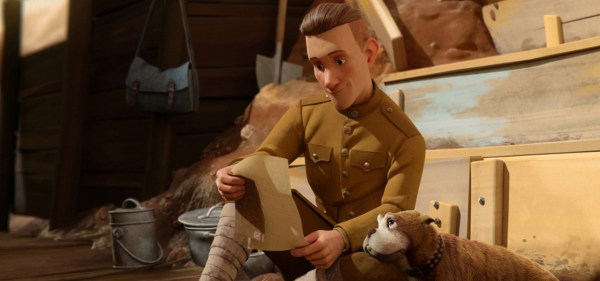 Sgt Stubby Movie