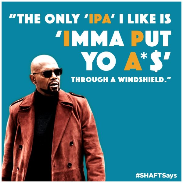 Shaft Film #shaftsays