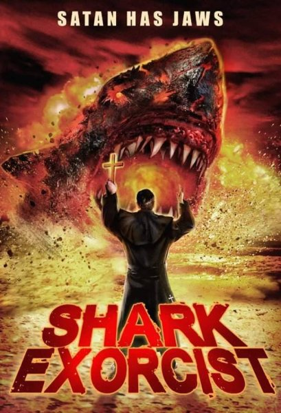 Shark Exorcist Movie Poster