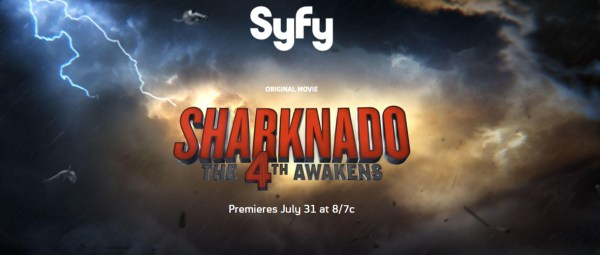 Sharknado 4 Movie