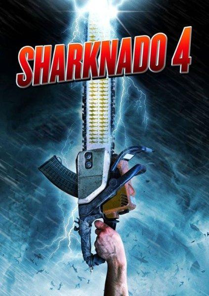 Sharknado 4 poster