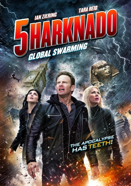 Sharknado 5 New Poster