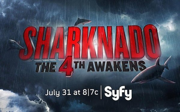 Sharknado The 4th Awakens