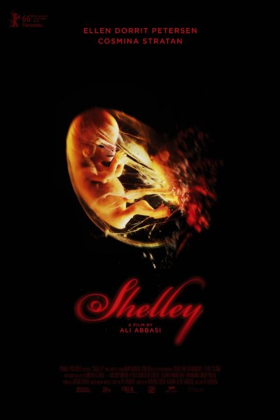 Shelley movie poster