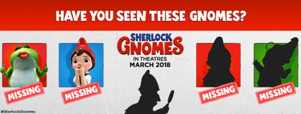 Sherlock Gnomes Gnomeo And Juliet 2