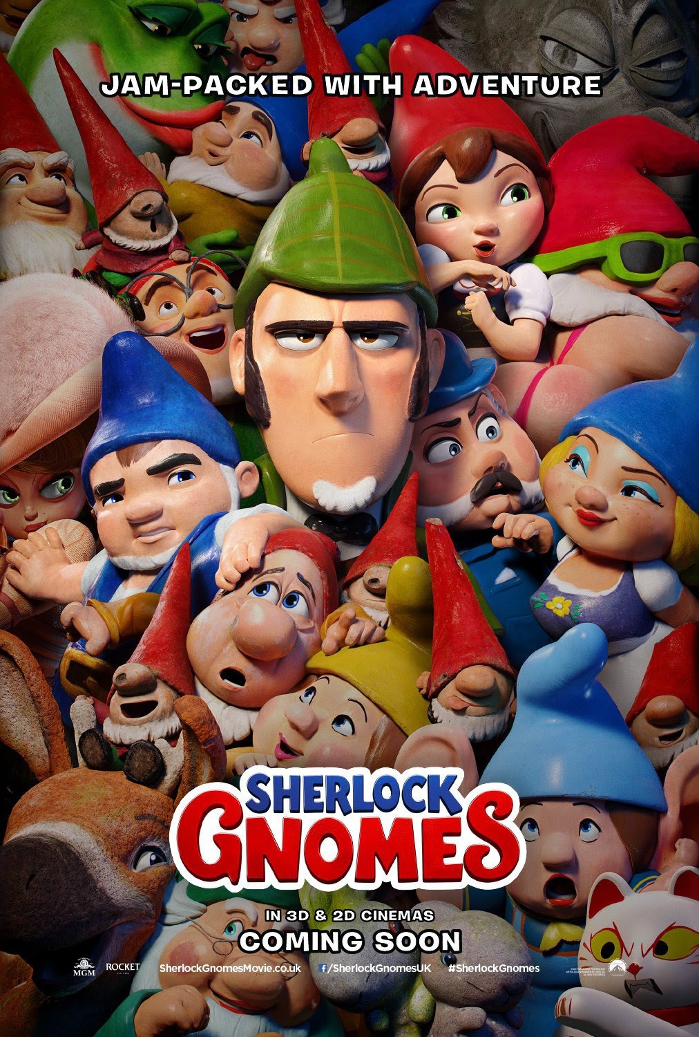Most Epic Win Image Movies Releases 11th May 2018 Sherlock Gnomes