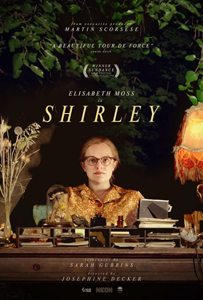 Shirley Movie Poster